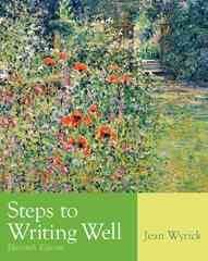 Steps to Writing Well 11th edition 9781439083956 1439083959