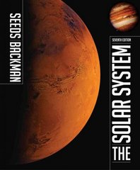 The Solar System 7th edition 9781439050361 1439050368