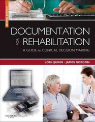 Documentation for Rehabilitation 2nd Edition 9781416062219 1416062211