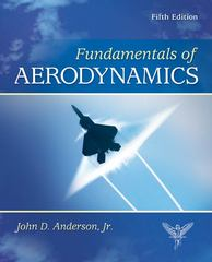 Fundamentals of Aerodynamics 5th Edition 9780073398105 0073398101