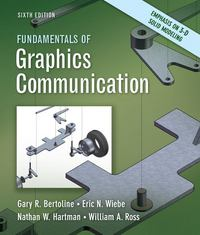Fundamentals of Graphics Communication 6th edition 9780077418106 0077418107