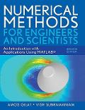 Numerical Methods For Engineers and Scientists An Introduction with Applications Using MATLAB