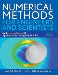 Numerical Methods with MATLAB 2nd edition 9780470565155 0470565152