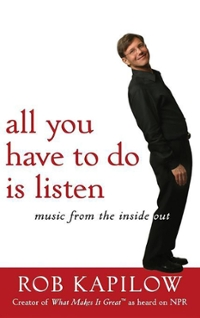 All You Have to Do is Listen 1st Edition 9780470391457 0470391456