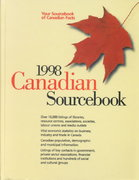 Canadian Sourcebook 33rd edition 9780919217959 0919217958