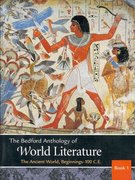 Bedford Anthology of World Literature Books 1, 2, and 3 & Writing about Literature with 2009 MLA Update 1st edition 9780312610227 031261022X