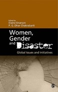 Women, Gender and Disaster 0 9788132101482 8132101480
