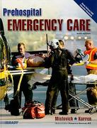 Prehospital Emergency Care (Hardcover version) 9th edition 9780135028100 0135028108