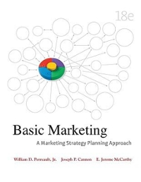 Basic Marketing 18th edition 9780073529950 0073529958