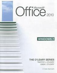 Microsoft Office 14 Brief 1st Edition 9780077331252 0077331257
