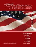Taxation of Individuals and Business Entities, 2011 edition 2nd edition 9780078136702 0078136709