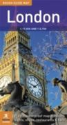 Rough Guide Map London 3rd edition 9781848365490 1848365497