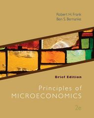 Principles of Microeconomics, Brief Edition 2nd Edition 9780077316778 0077316770