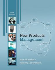 New Products Management 10th edition 9780073404806 0073404802