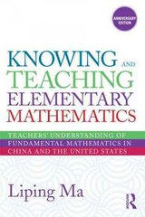 Knowing and Teaching Elementary Mathematics 2nd edition 9780415873840 0415873843