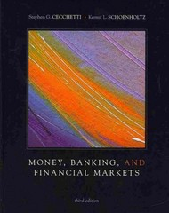 Money, Banking and Financial Markets 3rd edition 9780073375908 007337590X