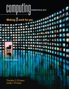 Computing Essentials 2011 Introductory Edition 21st edition 9780077331399 0077331397