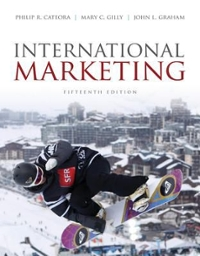 International Marketing 15th edition 9780073529943 007352994X