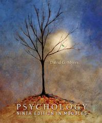 Psychology In Modules 9th edition 9781429216388 1429216387