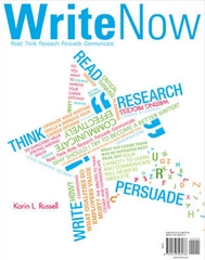 Write Now 1st Edition 9780073397078 0073397075