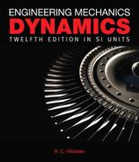 Engineering Mechanics Dynamics SI 12th edition 9789810681371 9810681372