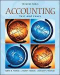 Accounting Texts and Cases