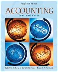 Accounting 13th edition 9780073379593 007337959X