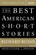 The Best American Short Stories 2010 1st Edition 9780547055329 0547055323