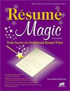 Resume Magic 4th Edition 9781593577339 1593577338
