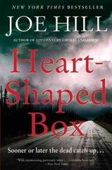 Heart-Shaped Box 1st Edition 9780061944895 0061944890