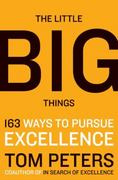 The Little Big Things 1st Edition 9780061894084 0061894087