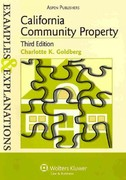 California Community Property 3rd edition 9780735589834 0735589836