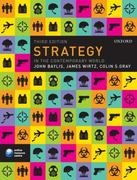 Strategy in the Contemporary World 3rd edition 9780199548873 0199548870