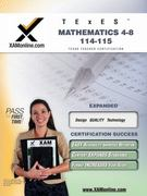 TExEs Mathematics 4-8 1st Edition 9781607871118 1607871114