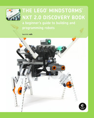 The LEGO MINDSTORMS NXT 2. 0 Discovery Book 1st Edition 9781593272111 1593272111