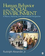 Human Behavior in the Social Environment 1st Edition 9781412950800 1412950805