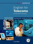 English for Telecoms Student Book Pack 0 9780194569606 0194569608