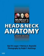McMinn's Color Atlas of Head and Neck Anatomy 4th Edition 9780323056144 0323056148