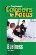 Careers in Focus 3rd edition 9780816080168 081608016X