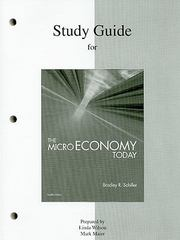 Study Guide for Microeconomics 12th Edition 9780077247485 0077247485