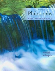 Philosophy 11th edition 9780495812807 0495812803
