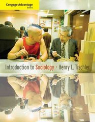 Cengage Advantage Books: Introduction to Sociology 10th edition 9780495804406 0495804401