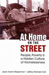 At Home on the Street 1st Edition 9781588267016 1588267016