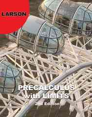 Precalculus with Limits 2nd edition 9781111789190 1111789193