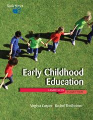 Early Childhood Education 1st Edition 9780073378480 0073378488