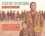 Library Book: Passage to Freedom: The Sugihara Story 1st Edition 9781584301578 1584301570