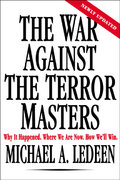 The War Against the Terror Masters 1st edition 9780312320430 0312320434