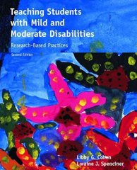 Teaching Students with Mild and Moderate Disabilities 2nd Edition 9780132331388 0132331381
