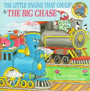 The Little Engine That Could and the Big Chase 0 9780448190952 0448190958