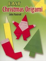 Easy Christmas Origami 0 9780486450247 0486450244